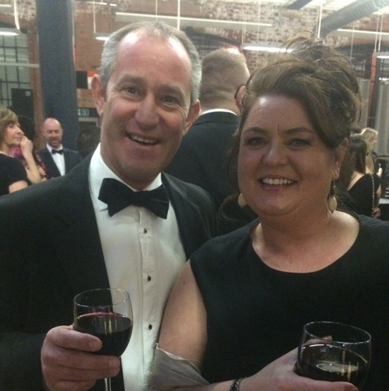 East Midlands Chamber Annual Dinner 2016